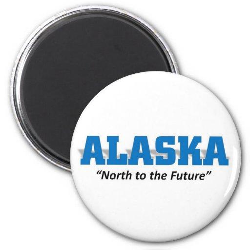 Alaska Imán De Nevera