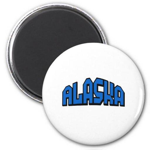 Alaska Imán Para Frigorifico