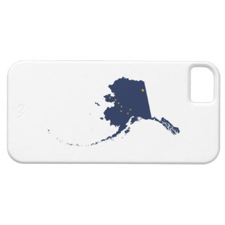 Alaska in Blue and Gold iPhone SE/5/5s Case