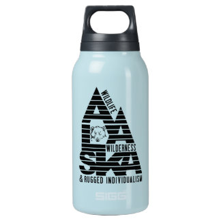 ALASKA INSULATED WATER BOTTLE