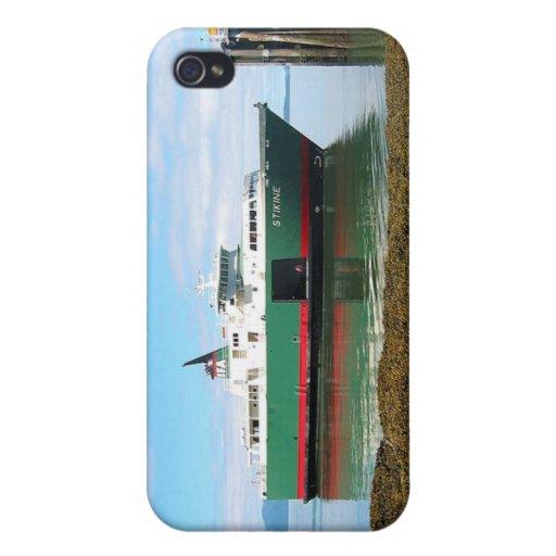 Alaska iPhone 4 Carcasas