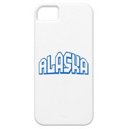 Alaska iPhone 5 Case-Mate Protector