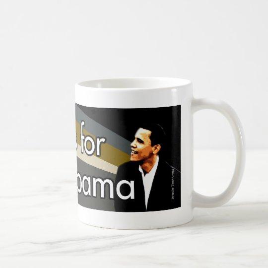 Alaska is for Obama Coffee Mug