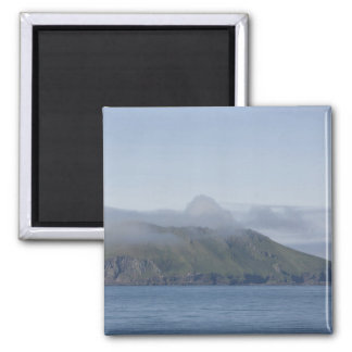 Alaska Kasatochi Island Magnet