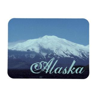 Alaska Kiska Island Volcano Flexible Magnet