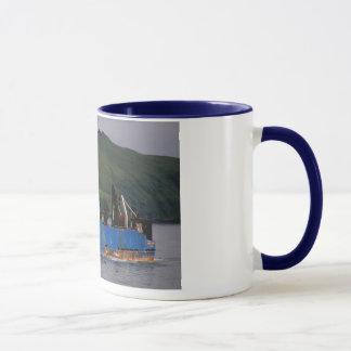 Alaska Knight, Fishing Trawler in Dutch Harbor, AK Mug