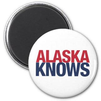 Alaska Knows Magnet