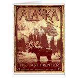 Alaska - la frontera pasada tarjeton
