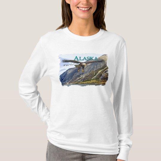 Alaska Ladies AA Hoody Long Sleeve (Fitted)