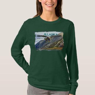 Alaska Ladies Long Sleeve T-Shirt