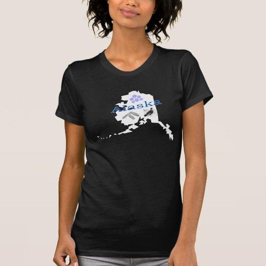 Alaska Ladies T-Shirt