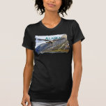 Alaska Ladies Twofer Sheer (Fitted) T-shirts
