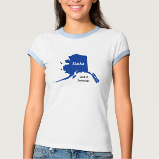 Alaska - Land of Snowcones T-shirt