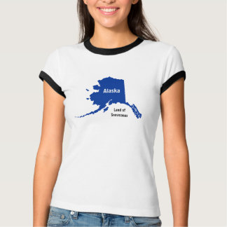 Alaska - Land of Snowcones T-Shirt