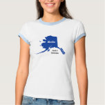 Alaska - Land of Snowcones Tee Shirt