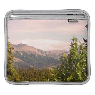 Alaska Landscape Sleeves For iPads