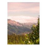 Alaska Landscape Post Card