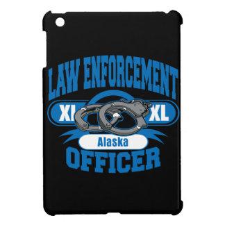 Alaska Law Enforcement Officer Handcuffs iPad Mini Covers