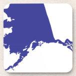Alaska los E.E.U.U. Posavasos
