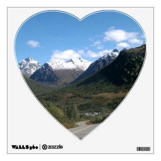 Alaska Love Wall Sticker