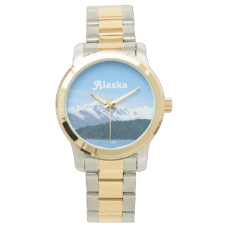 Alaska magnífica reloj