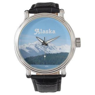 Alaska magnífica relojes