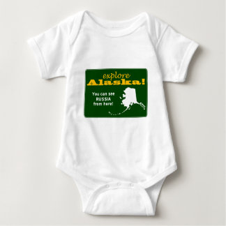 Alaska Mameluco De Bebé