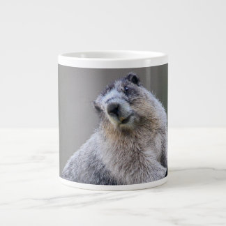 alaska marmot large coffee mug