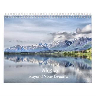 Alaska, más allá de sus sueños calendario