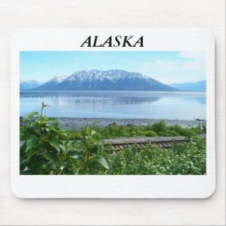 Alaska Mountain along Turnagain Arm Mouse Pad