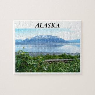 Alaska Mountain along Turnagain Arm Puzzle