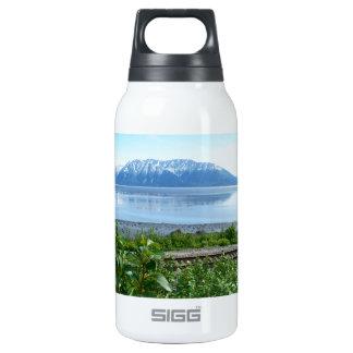 Alaska Mountain along Turnagain Arm 10 Oz Insulated SIGG Thermos Water Bottle