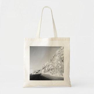 Alaska Mountains Tote Bag