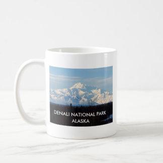 Alaska, Mt Mckinley, Denali, Talkeetna, Coffee Mug