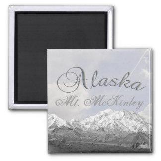 Alaska Mt McKinley Magnet
