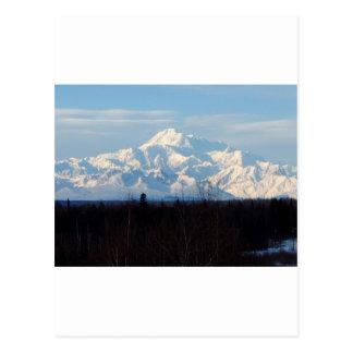 Alaska, Mt Mckinley Postcard