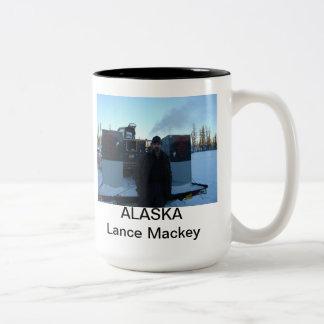 Alaska Musher Lance Mackey Mugs