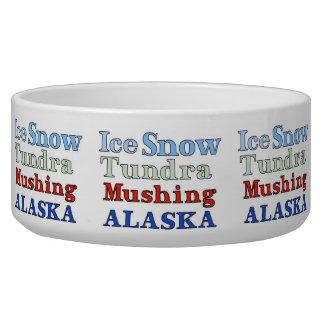 Alaska Mushing Bowl