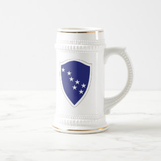 Alaska National Guard - Stein Coffee Mugs