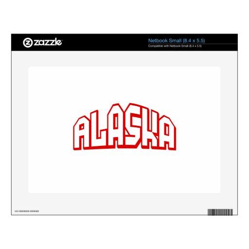 Alaska Netbook Calcomanía