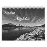 Alaska Nights Calendars