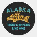 Alaska: No hay lugar como Nome Etiquetas Redondas