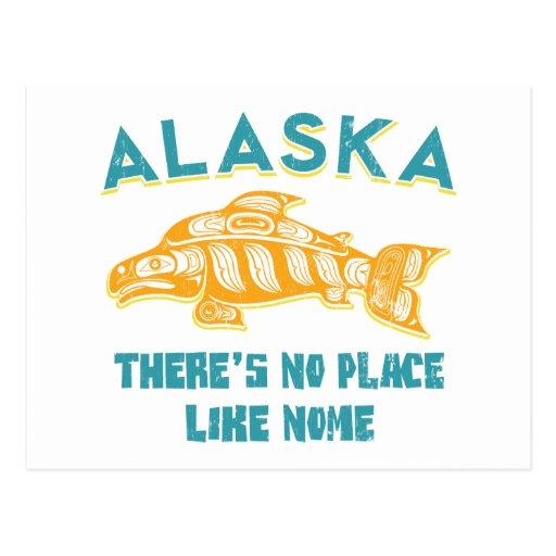 Alaska: No hay lugar como Nome Postal