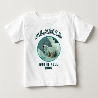Alaska - North Pole 99705 Baby T-Shirt