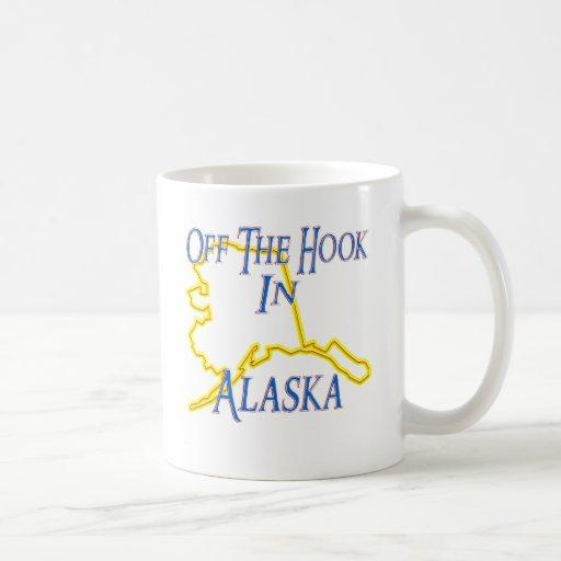 Alaska - Off The Hook Coffee Mugs
