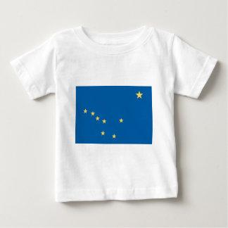 Alaska  Official State Flag Baby T-Shirt