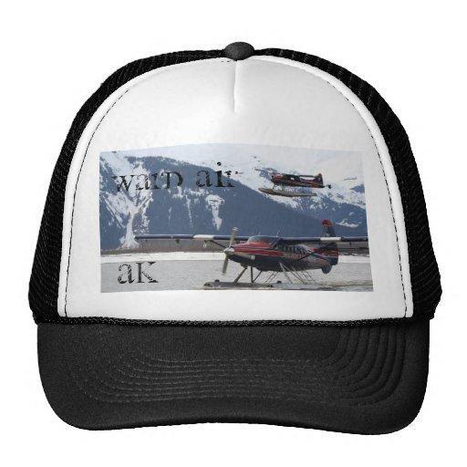 Alaska, Old Skool Style Trucker Hat