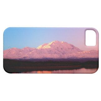 Alaska, parque nacional de Denali, el monte McKinl iPhone 5 Case-Mate Fundas