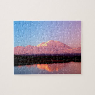 Alaska, parque nacional de Denali, el monte McKinl Puzzles