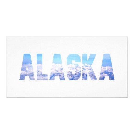 Alaska Photo Card